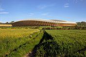 Forest Green Rover, Stadion Pertama yang Terbuat dari Kayu