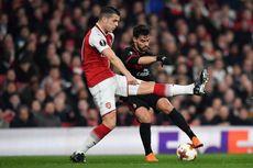 Hasil Liga Europa, Arsenal Hentikan Langkah AC Milan