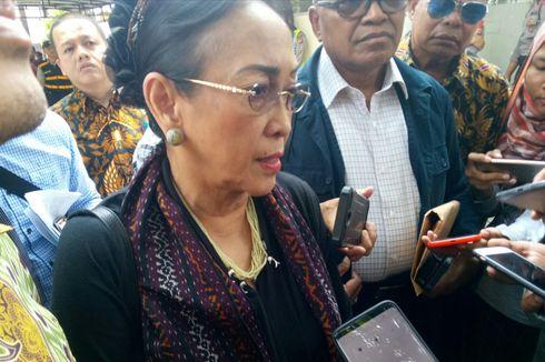 Hadir di Praperadilan SP3 Kasus Penodaan Pancasila, Sukmawati Sayangkan Suara Bising