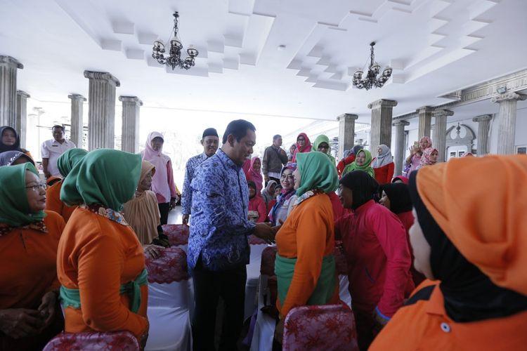 Lansia Diajak Berperan Aktif Membangun Kota Semarang