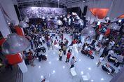 Jajaran Motor Honda di Jakarta Fair Kemayoran