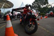 Ajang 'Test Ride' Motor Sport Honda