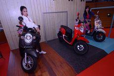 Honda Scoopy Bekas Banyak Diminati