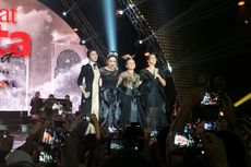 Persembahan The Greatest Four di Pengujung Konser AAC 2