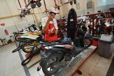 Bengkel Resmi Motor Honda Ikut Siaga