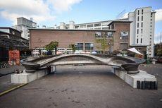 Amsterdam Sukses Bangun Jembatan Berteknologi Cetak 3D