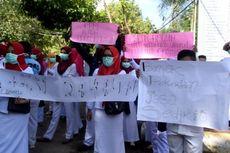 Gaji Tak Dibayar, Tenaga Honorer RSUD Baubau Mogok Kerja dan Minta Bantuan Jokowi