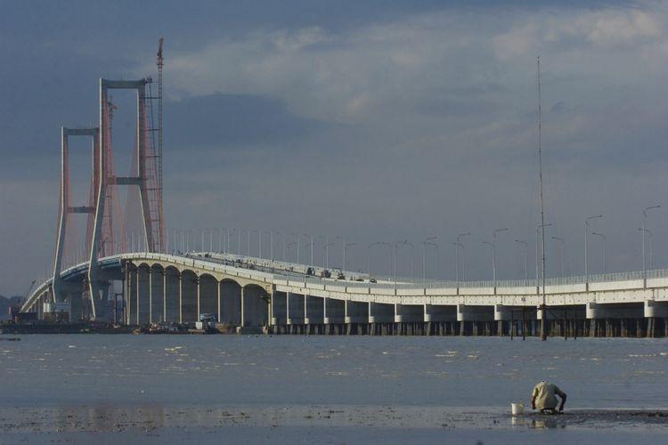 6 Jembatan Terpanjang Di Indonesia Halaman All Kompascom