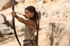 Tomb Raider Raup Keuntungan Besar di China