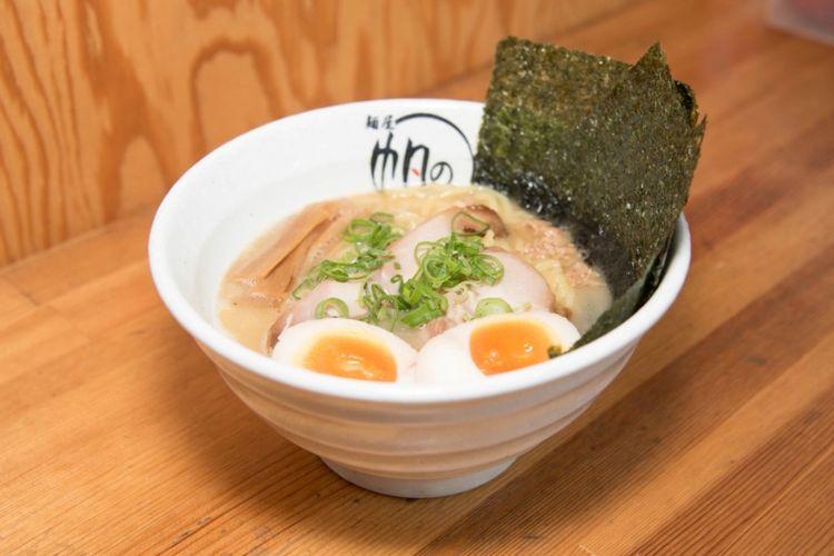 Special Rich Chicken Flavor Ramen seharga 1.080 yen.