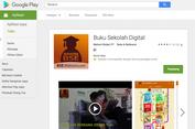 'Download' Gratis Buku Sekolah SD Sampai SMA lewat Aplikasi Ini