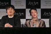 Kim Dong Wook Menangis Saat Tonton Along with The Gods