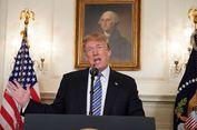 Ketika 'Tweet' Trump Pancing Amarah Korban Penembakan Massal Florida