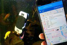 GPS Tracker, Fitur Antimaling buat Kendaraan