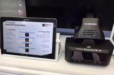 Headset VR Baru Samsung Tak Butuh Smartphone?