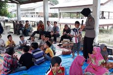 Tim Psikologi Periksa Kejiwaan Korban Ledakan Sumur Minyak Aceh Timur
