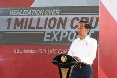 Jokowi Minta Otomotif Indonesia Jangan Kalah dengan Thailand