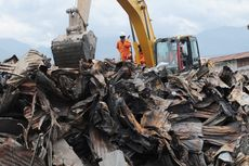 Pemerintah Survei Tiga Area Relokasi Korban Gempa Sulteng