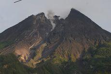 Gunung Merapi Alami 16 Kali Gempa Guguran, Warga Diimbau Stop Pendakian