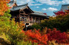 Mengenal Tofuku-ji, Kuil Bersejarah yang Dikunjungi Iriana Jokowi