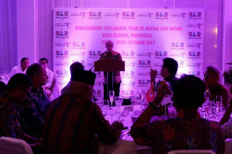 Deputi Bidang Pengembangan Pemasaran Pariwisata Mancanegara I Gde Pitana. Doc Kementerian Pariwisata
