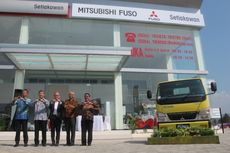 Mitsubishi Pindahkan Diler Truk, Kini Lebih Besar