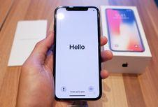 Apple Rilis iOS 11.1.2 untuk Perbaiki iPhone X