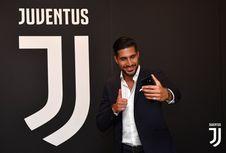 Kebahagiaan Emre Can di Juventus