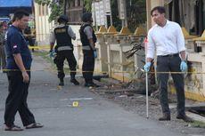 Tim Inafis Mabes Polri Cari Sidik Jari Pelaku Ledakan Kantor KUA di Cilacap