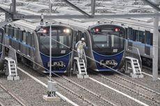 Menhub Berharap Tarif MRT Tidak Lebih dari Rp 10.000