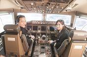 Menggiurkan, Ini Besaran Gaji dan Tunjangan Pilot di Indonesia