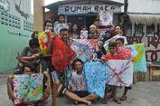 Cerita Rumah Baca Sangkrah Mengubah Stigma Kampung Preman