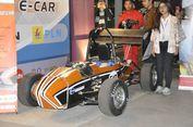 'Sapu Angin' dan 'Carstensz', Andalan ITS di Ajang Formula Jepang