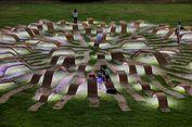 Kursi Taman Seoul Dirancang Seperti Akar