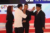 Prabowo: Kalau yang Benar dan Baik Harus Kita Akui