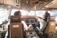 Pilot Garuda Kemungkinan Mogok Kerja pada Bulan Juli