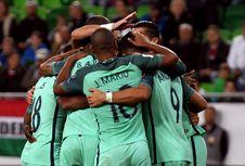 Skuad Portugal di Piala Dunia 2018 Andalkan 10 Juara Eropa