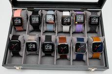 Menjajal Smartwatch Fitbit Versa Pesaing Apple Watch