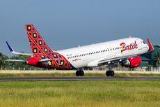 Batik Air Buka Rute Penerbangan Baru Jakarta-Luwuk