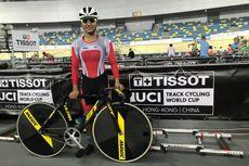 Pebalap Sepeda Crismonita Finis Ke-4 pada Kejuaraan di China