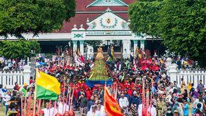 Mengenal Tradisi Grebeg, Peringatan Hari Besar Islam di Yogyakarta