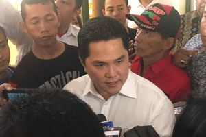 Erick Thohir: Selama Ini Kami Terus yang Dilaporkan