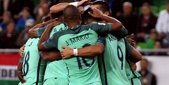 Timnas Portugal, Modal Juara Eropa