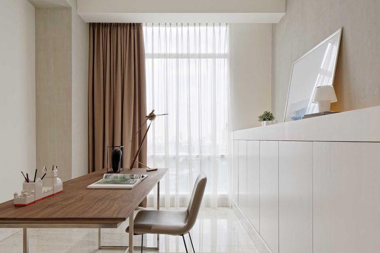 8 Inspirasi Desain Ruang Kerja di Rumah Minimalis Halaman all