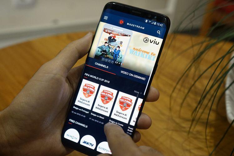 Telkomsel Perkenalkan Aplikasi Video Streaming Maxstream Kompas Com