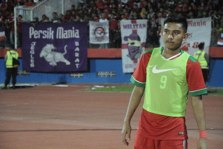 Striker Timnas Indonesia U-19 Muhammad Rafli Mursalim