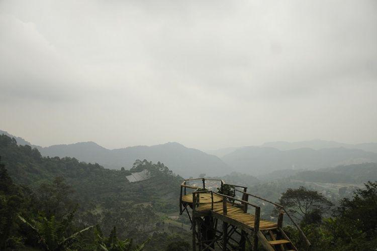 Paduan Keindahan Alam dan Aroma Kopi Arabika di Desa Cupunagara