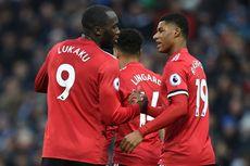 Cedera Bikin Rashford dan Herrera Tak Masuk Skuad Man United