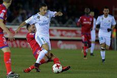 Real Madrid Menang Lawan 10 Pemain Numancia, Zidane Puas