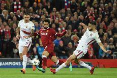 Liverpool Vs AS Roma, The Reds Menang di Anfield dalam Drama 7 Gol
